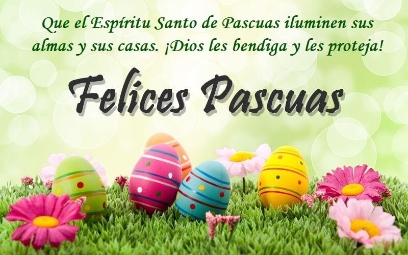 Felices Pascuas Frases Saludos