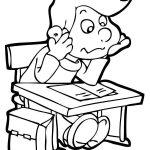 Dibujos Dia del Estudiante 10