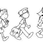 Dibujos Dia del Estudiante 4