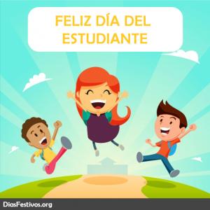feliz dia del estudiante frases