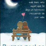 buenas noches te amo