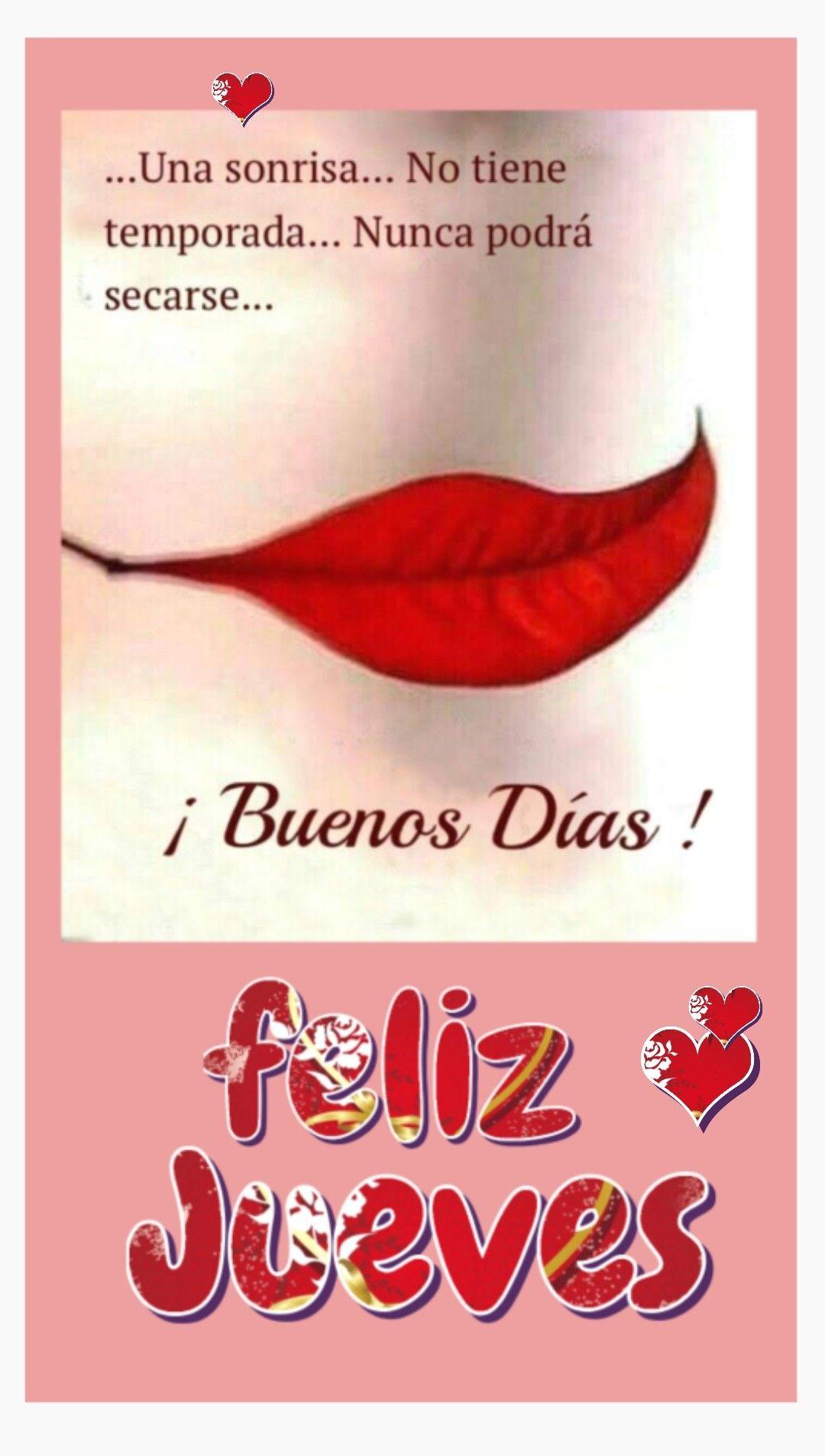 75 Frases Para Dedicar Feliz Jueves Con Imagenes