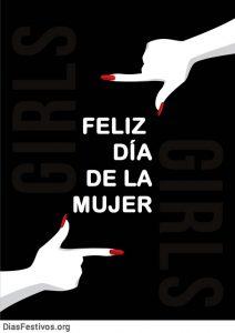 feliz dia internacional de la mujer trabajadora