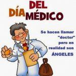 mensajes feliz dia del medico